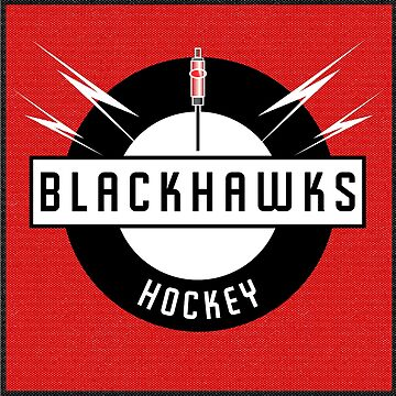 Blackhawks Hockey by mightymiked