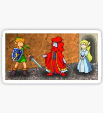 A Link to the Past Prints Sticker