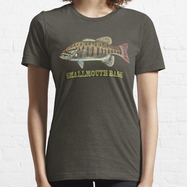 Smallmouth Bass Essential T-Shirt