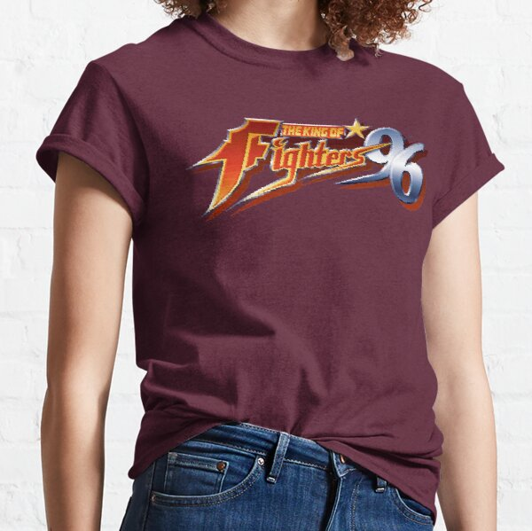The King of Fighters '96 (Neo Geo Title Screen) Classic T-Shirt