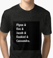 The Librarians Tri-blend T-Shirt