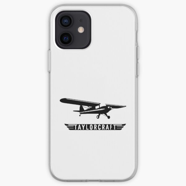 Taylortcraft Logo iPhone Soft Case