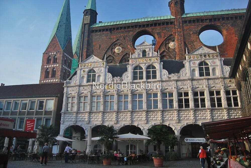 Lübeck - Marktplatz [2] by NordicBlackbird