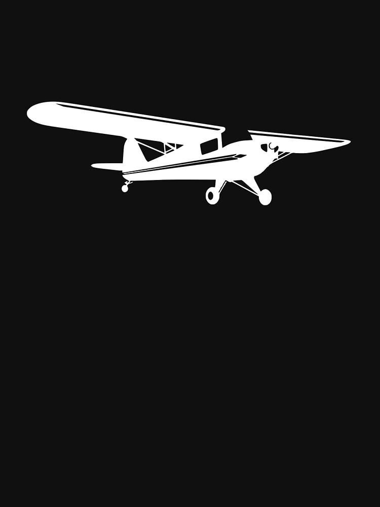 Taylorcraft Dark by cranha