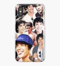 bob morley collage iPhone Case/Skin