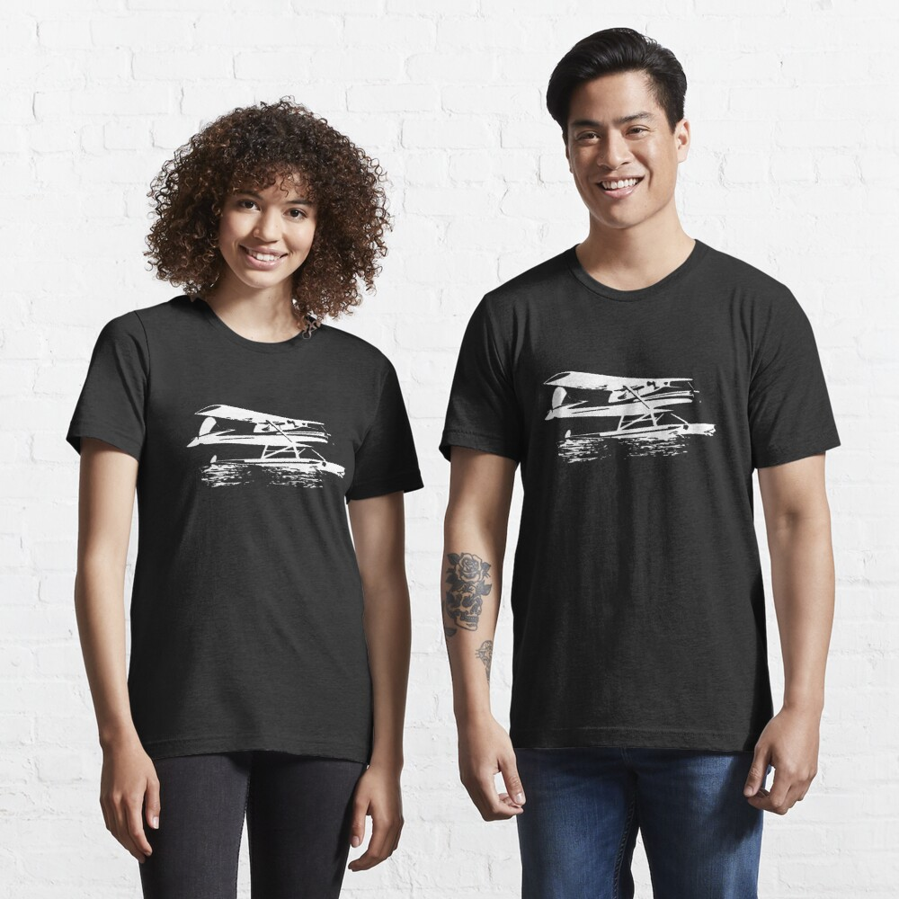 Cessna 170 Floatplane Essential T-Shirt
