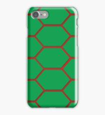 Ninja Turtles Raphael Red Shell iPhone Case/Skin