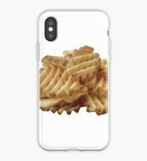 Waffle Fries iPhone Case