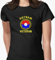 9th Infantry Division (Vietnam Veteran Womens Fitted T-Shirt