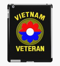 9th Infantry Division (Vietnam Veteran iPad Case/Skin