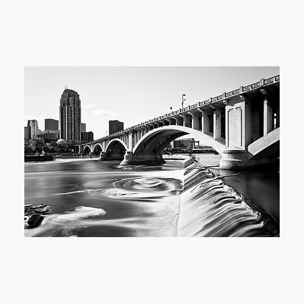 Mississippi Whirlpool Photographic Print