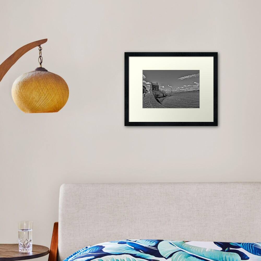 Sealscraig Queensferry Framed Art Print