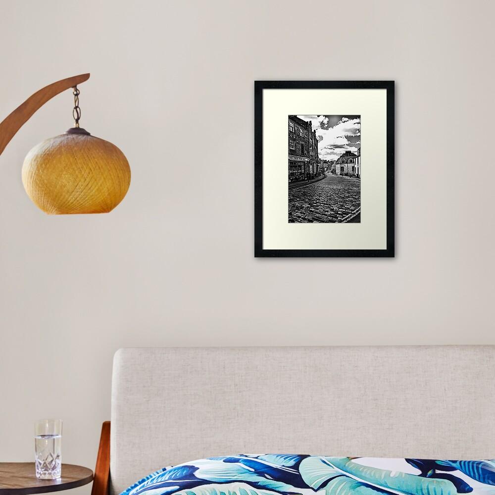 Queensferry Framed Art Print