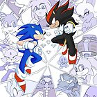 Sonic Fighters no logo by RandomDrifter