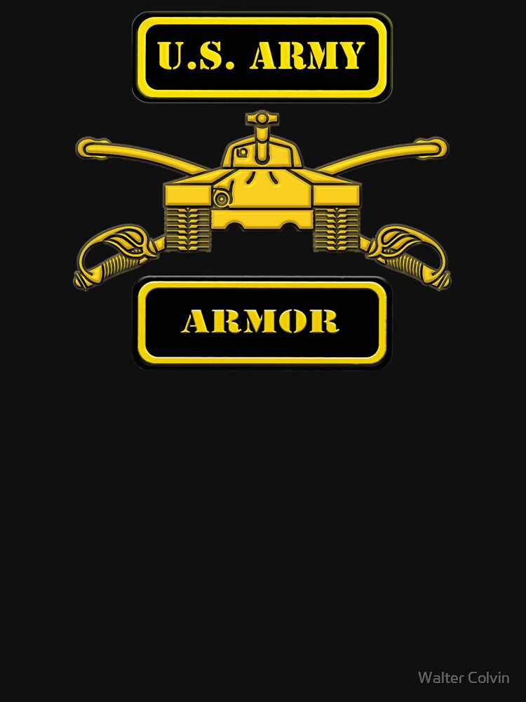 Army Armor T-Shirt by Skyviper
