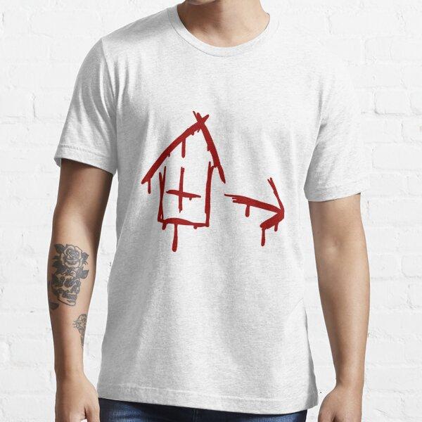 Left 4 Dead - Safehouse [red] Essential T-Shirt
