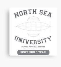 North Sea University Canvas Print