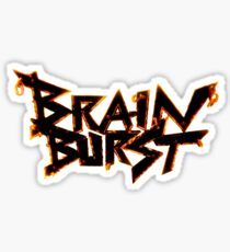 Brain Burst Sticker