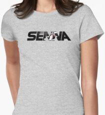 Senna F1 Women's Fitted T-Shirt