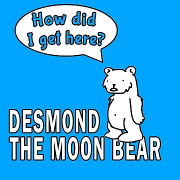 Desmond the Moon Bear by Franz24