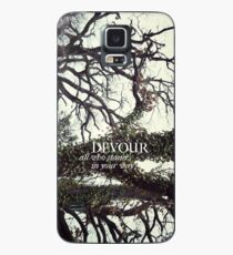 Devour All Who Stand In Your Way (Trees) Case/Skin for Samsung Galaxy