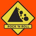 Rock 'n Roll by Frans Hoorn