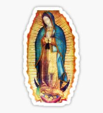 Our Lady of Guadalupe Virgin Mary Tilma Sticker