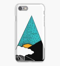 Geometric Sky iPhone Case/Skin