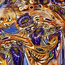 Blue Cockelshells by Alma Lee