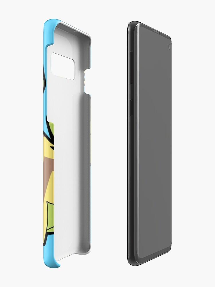 Alternate view of Rain Dance Case & Skin for Samsung Galaxy