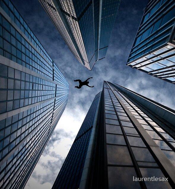 Base jump by laurentlesax