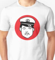 Supreme Admiral of Glorious Nippon Unisex T-Shirt