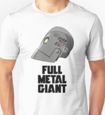 Full Metal Giant Unisex T-Shirt
