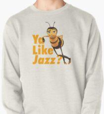 Ya Like Jazz? Pullover Sweatshirt