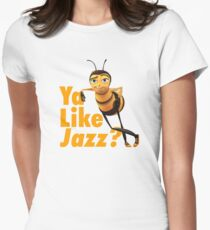 Ya Like Jazz? Women's Fitted T-Shirt