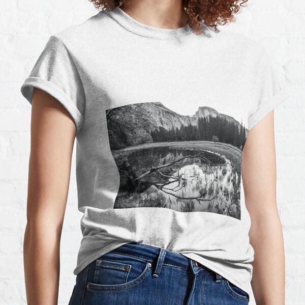 Yosemite National Park, Half Dome Classic T-Shirt