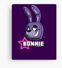 Bonnie (Five Nights At Freddy's) Canvas Print