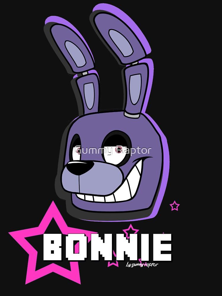 Bonnie (Five Nights At Freddy's) by GummyRaptor