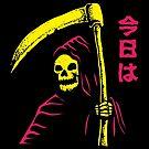 Konnichiwa Reaper by badoken