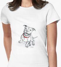 Happy Staffie T-Shirt