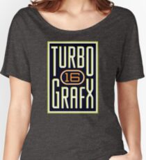 TurboGrafx-16 Women's Relaxed Fit T-Shirt