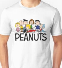 The Complete Peanuts Unisex T-Shirt