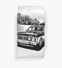 Ford Xy Falcon Gt Duvet Cover
