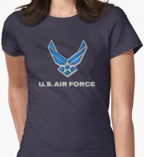Air Force Women's Fitted T-Shirt