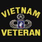 173rd Airborne Vietnam Veteran by Walter Colvin