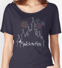 Magic In The Air  Women's Relaxed Fit T-Shirt