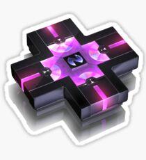 Hyperdimension Neptunia Neptune Console Sticker