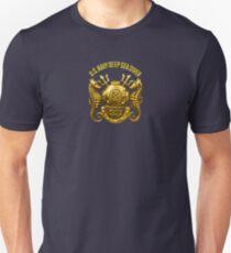 Navy Diver Unisex T-Shirt