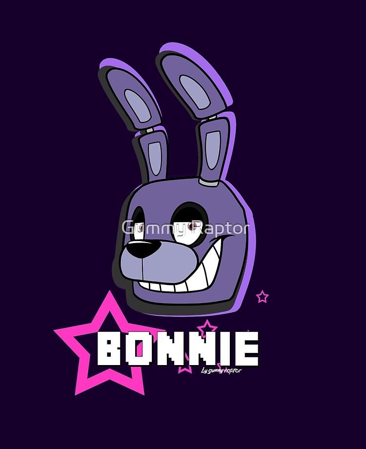Bonnie Five Nights At Freddy S Ipad Case Skin By Gummyraptor Redbubble