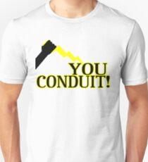 Camiseta unisex Usted Conduit
